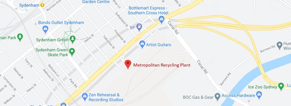 Metropolitan Recycling Plant