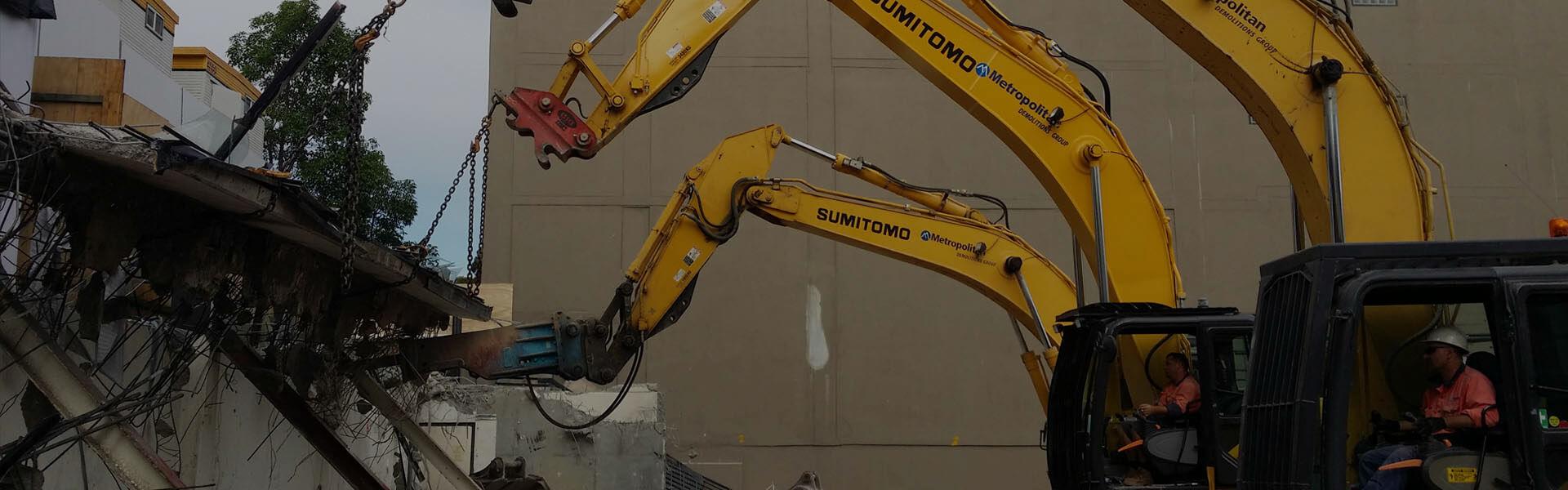 Metropolitan Demolitions Group